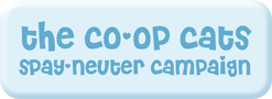 The Co-op Cats Spay-Neuter Campaign