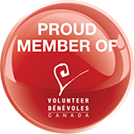 Proud Member of Volunteer Canada